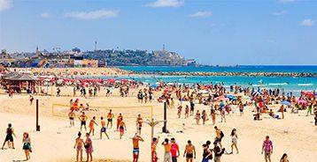 URJ NFTY in Israel